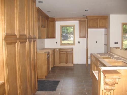 Kitchens - James Campbell Construction